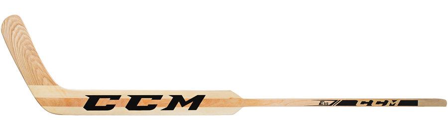 Brankářská hokejka - senior Extreme Flex E3.5, CCM - délka 63,5 cm