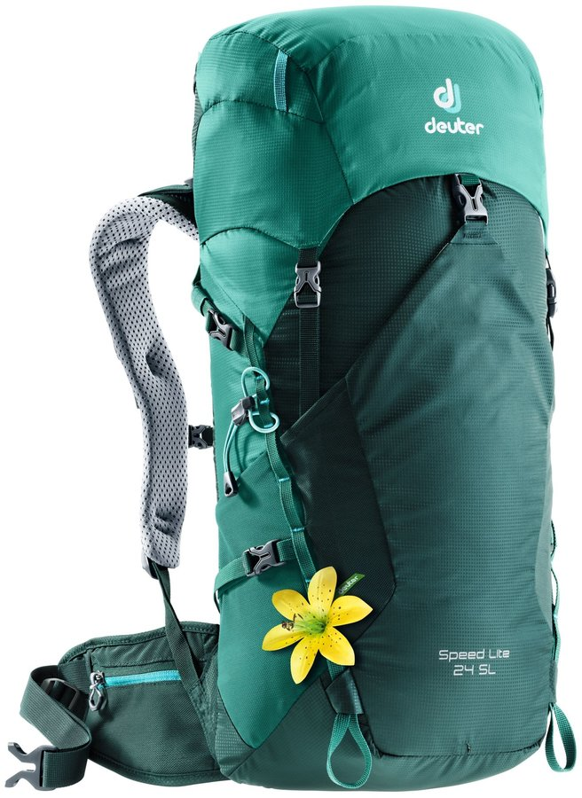 Batoh - Deuter Speed Lite 24 SL Forest-alpinegreen
