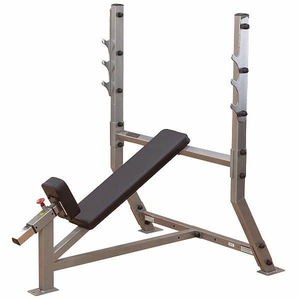 Bench posilovací lavice SIB359G Incline Bench, Body Solid