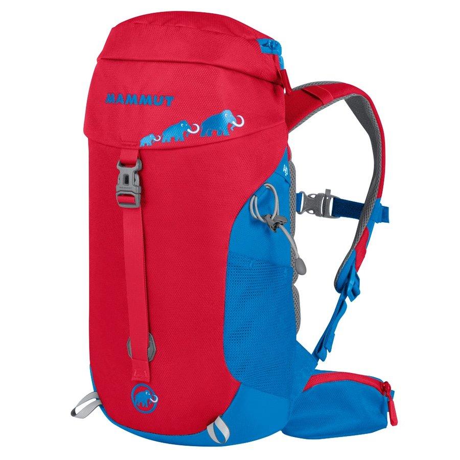 Červeno-modrý turistický batoh First Trion, MAMMUT - objem 12 l