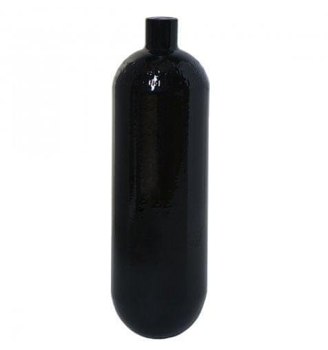 Potápěčská tlaková láhev - VÍTKOVICE CYLINDERS Láhev ocelová Vítkovice 1L pro Argon, 200 Bar