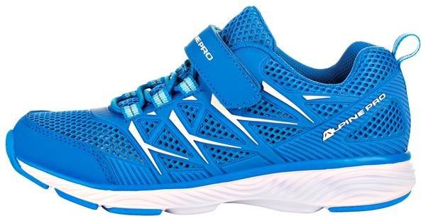 Modré dětské tenisky Avicese, Alpine Pro - velikost 33 EU