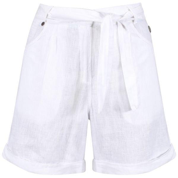 Bílé dámské kraťasy Regatta