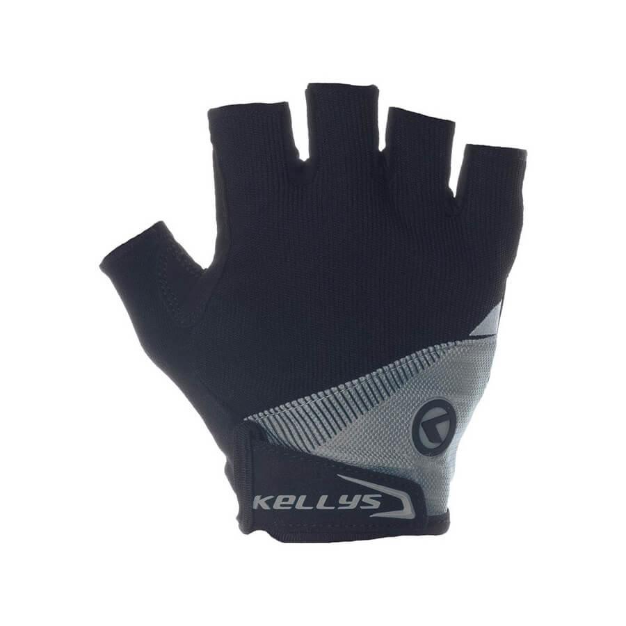 Cyklistické rukavice - Kellys COMFORT 2018 šedá - XL
