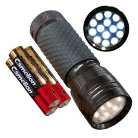 Svítilna - Svítilna MAGNUM duralová s 14xLED diodou