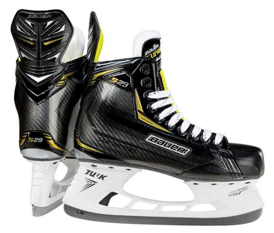 Chlapecké hokejové brusle Supreme S29, Bauer