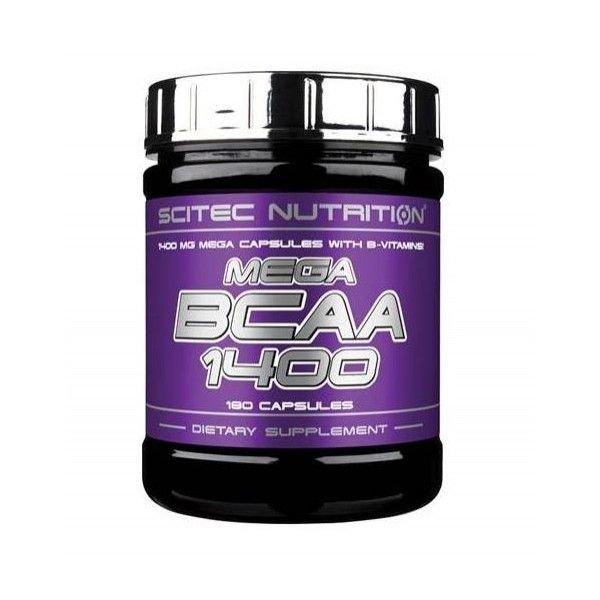 BCAA - Mega BCAA 1400 - Scitec Nutrition