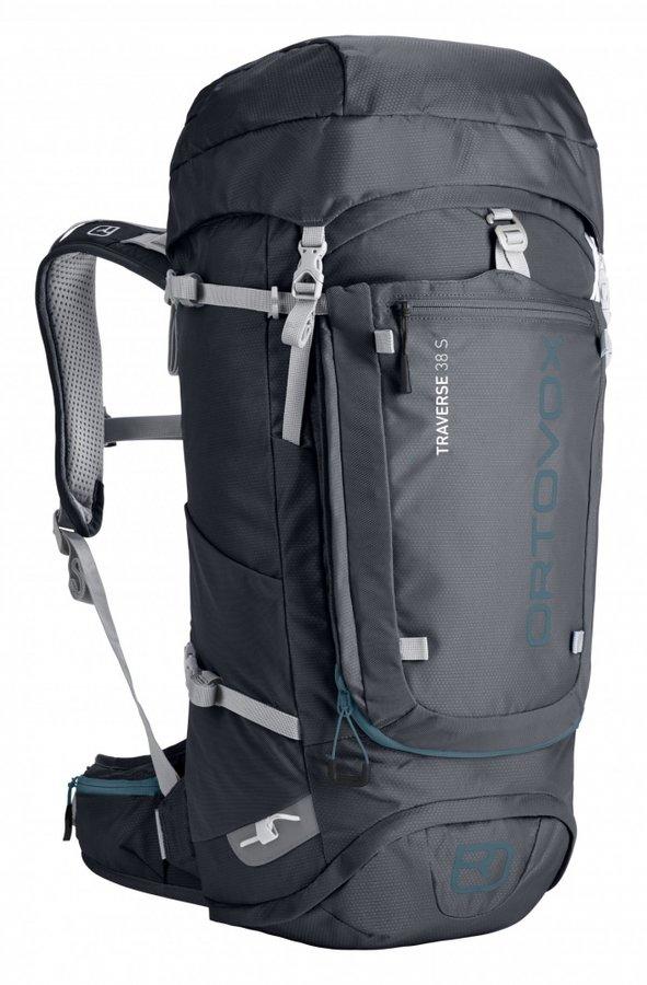 Černý turistický batoh Ortovox - objem 38 l