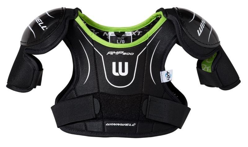 Dětský hokejový chránič ramen Winnwell - velikost M