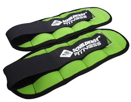 Zelené závaží na ruce a nohy Schildkröt - 0,5 kg