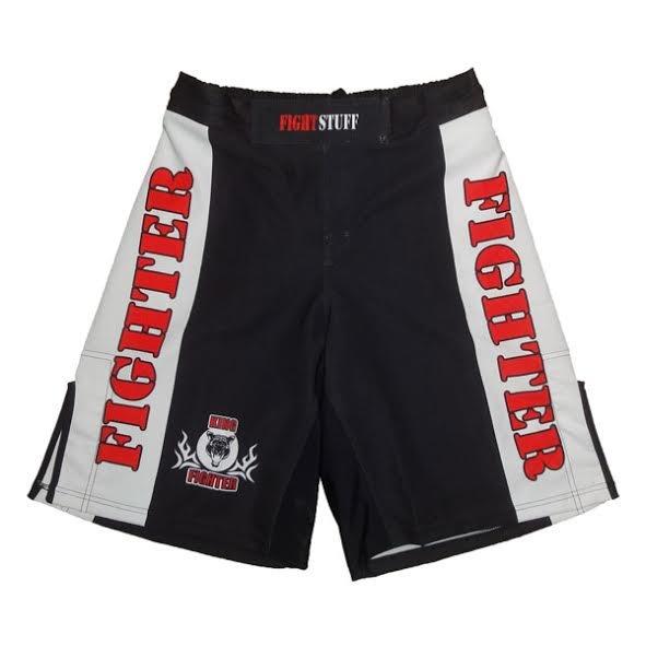 Černé MMA kraťasy King fighter