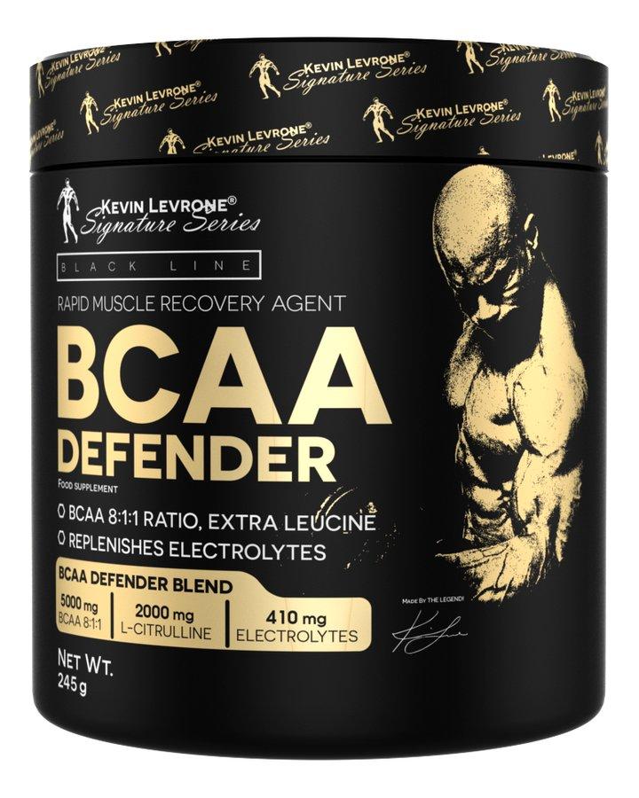 BCAA - Kevin Levrone Signature Series Kevin Levrone BCAA DEFENDER 245 g Varianta: blackcurrant grapefruit