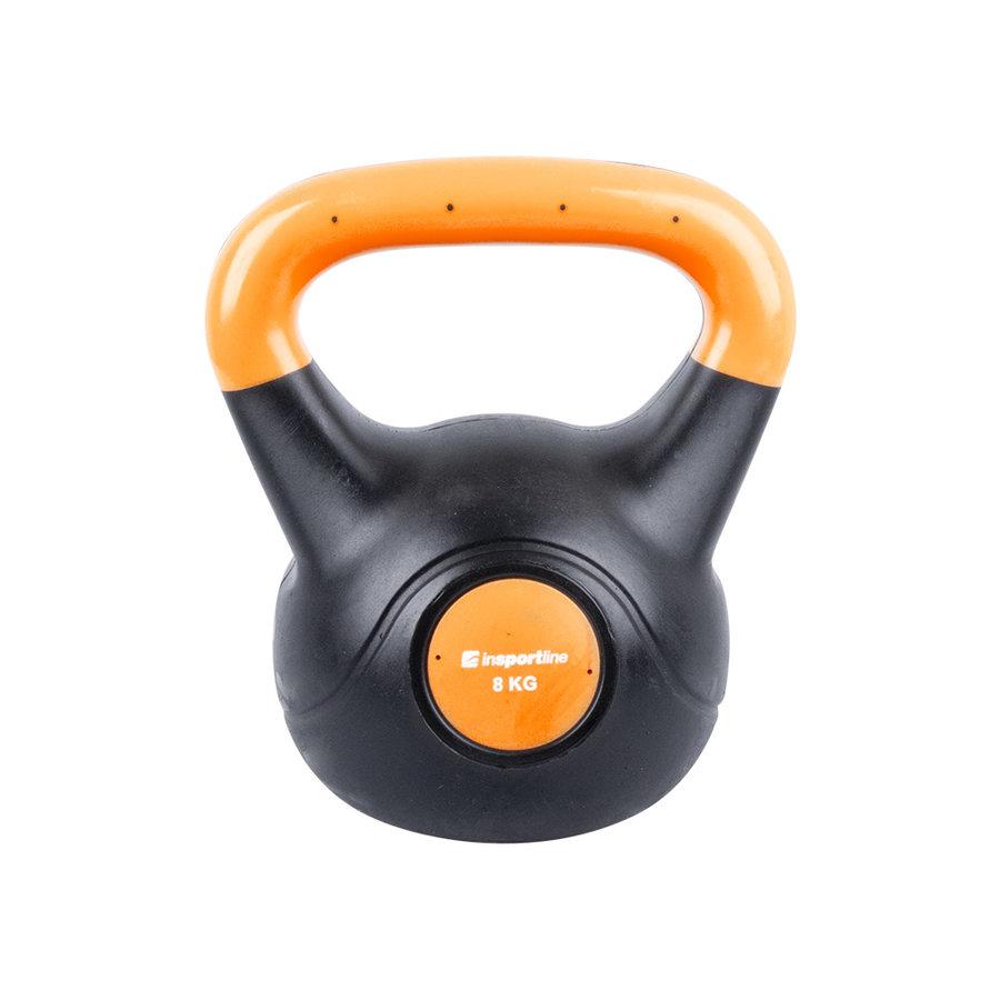 Kettlebell inSPORTline - 8 kg