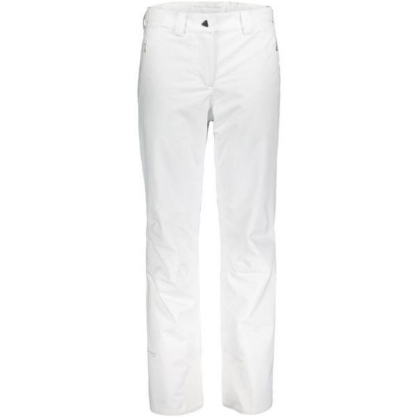 Bílé dámské lyžařské kalhoty Fischer