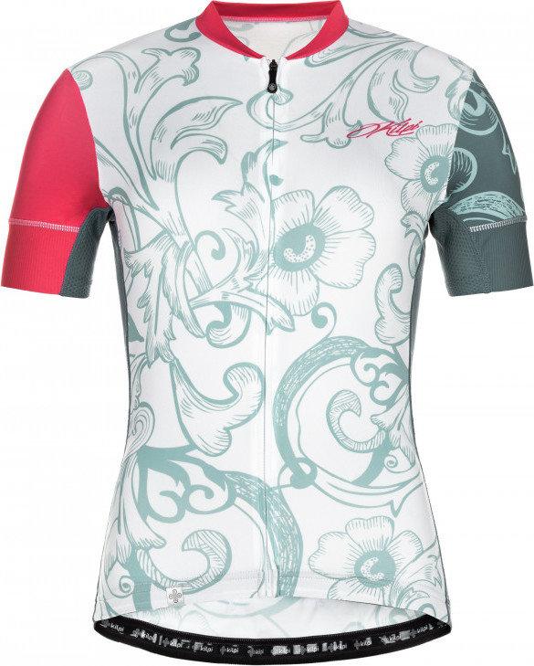 Modrý dámský cyklistický dres Kilpi - velikost 38