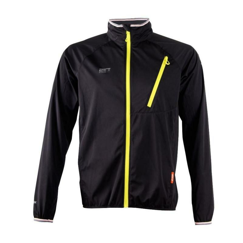 Černá softshellová pánská bunda 2117 of Sweden - velikost XXL