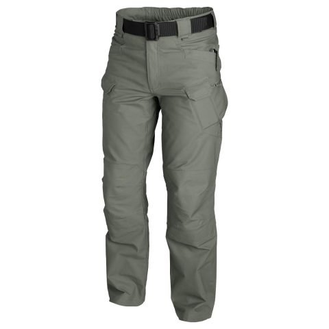 Kalhoty - Kalhoty URBAN TACTICAL ZELENÉ
