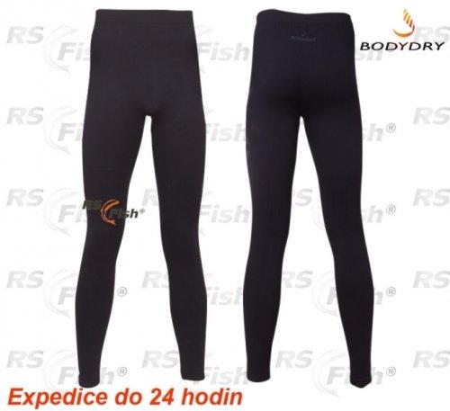 Černé pánské rybářské kalhoty Active Pro Turtle, Bodydry