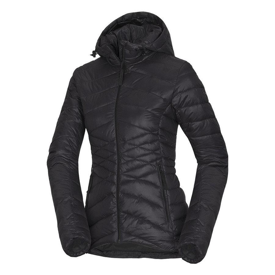 Černá dámská bunda NorthFinder - velikost S