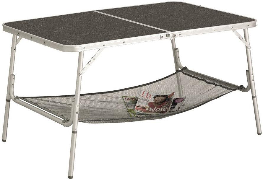 Rozkládací kempingový stůl Outwell - délka 120 cm, šířka 80 cm a výška 68 cm
