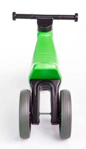 Zelené dětské odrážedlo Teddies