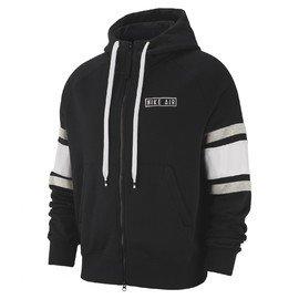 Černá pánská mikina s kapucí Nike