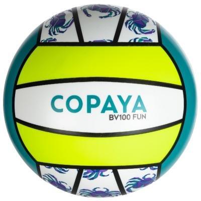 Zeleno-žlutý volejbalový míč Copaya