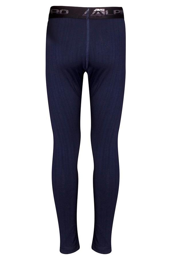 Růžové dívčí funkční kalhoty Alpine Pro - velikost L