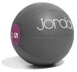 Medicinbal bez úchopů Jordan - 5 kg
