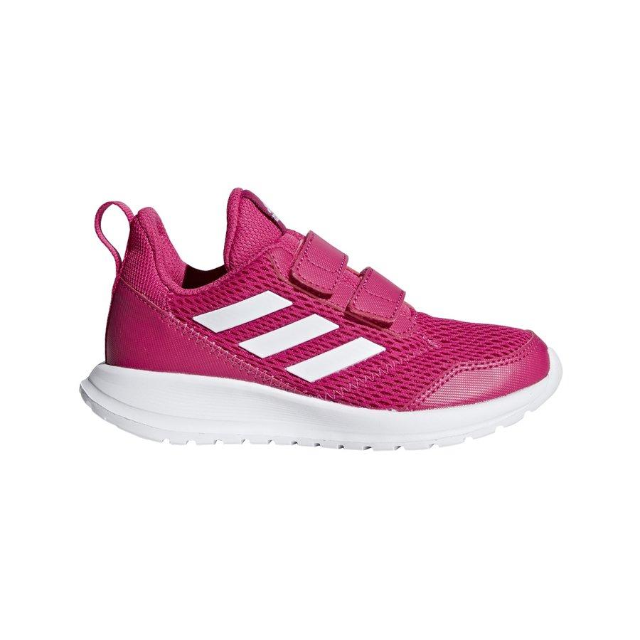 Růžové dětské tenisky Adidas - velikost 28 EU