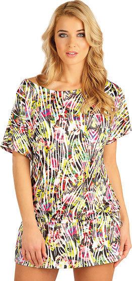Různobarevné dámské šaty Litex - velikost S