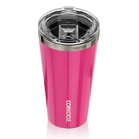 Růžová termoska Tumbler, CORKCICLE - objem 0,71 l