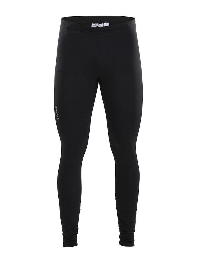 Černé pánské kalhoty na běžky Craft