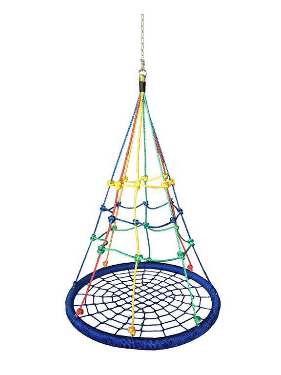 Modrý houpací kruh Marimex - průměr 102 cm