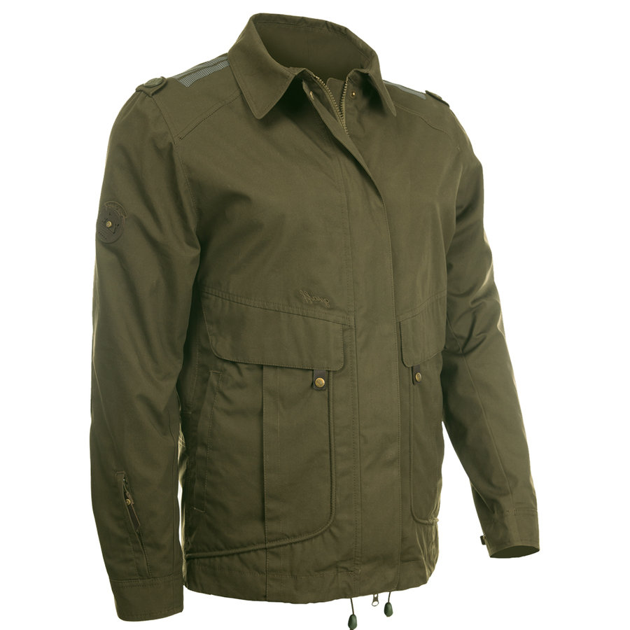 Zelená lovecká bunda 609, Graff - velikost L