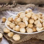 Makadamové ořechy - Makadamové ořechy natural jumbo