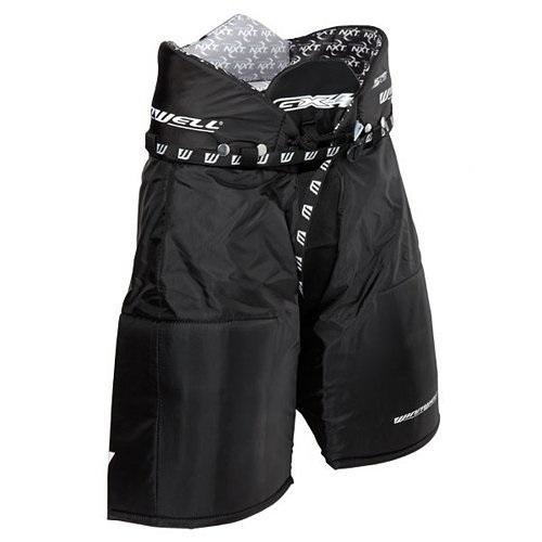 Černé hokejové kalhoty - junior Winnwell - velikost M