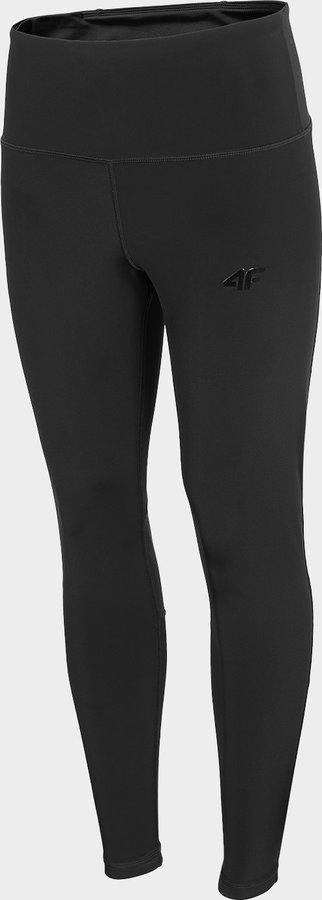 Černé dámské funkční kalhoty 4F - velikost M