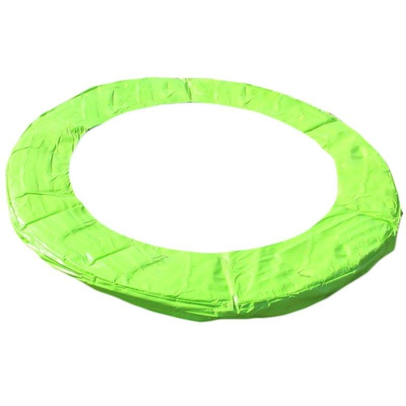 Zelený kryt pružin na trampolínu Masterjump - průměr 305 cm a šířka 28 cm