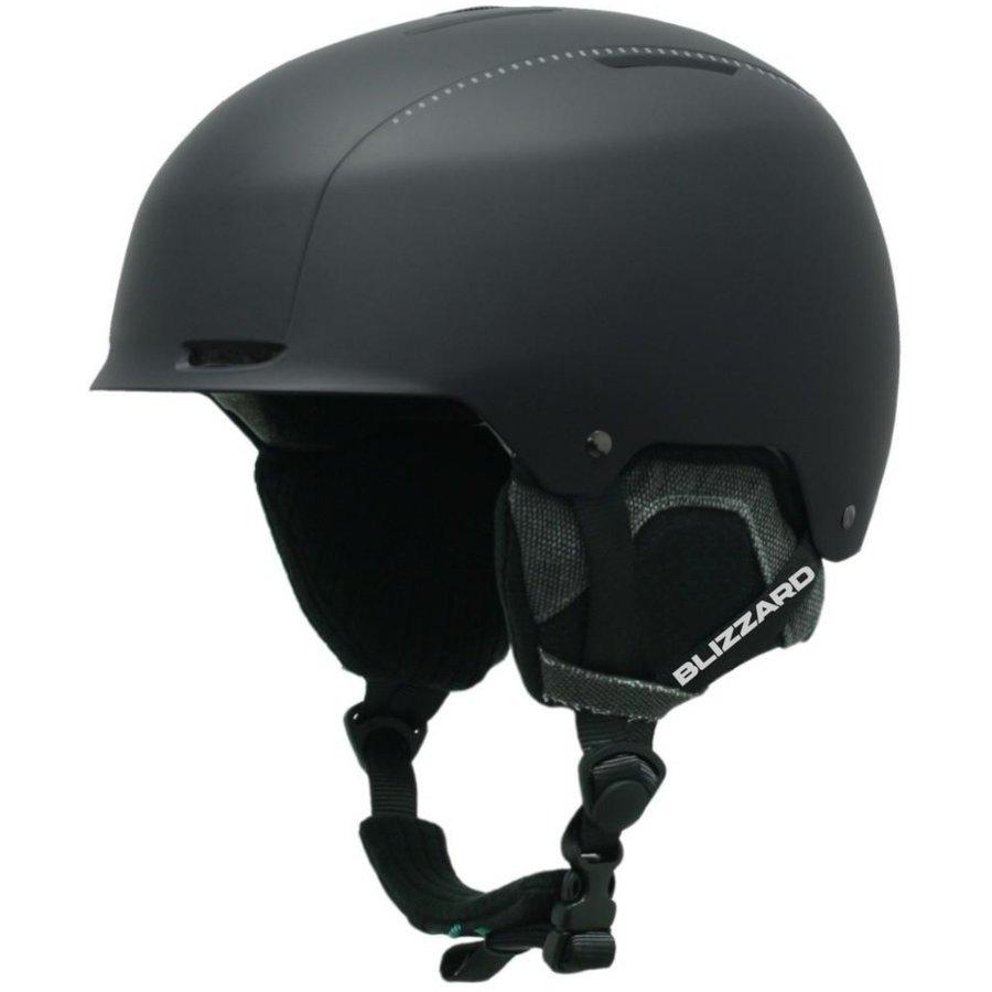 Černo-šedá lyžařská helma Blizzard