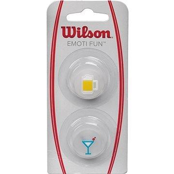 Bílý vibrastop Wilson