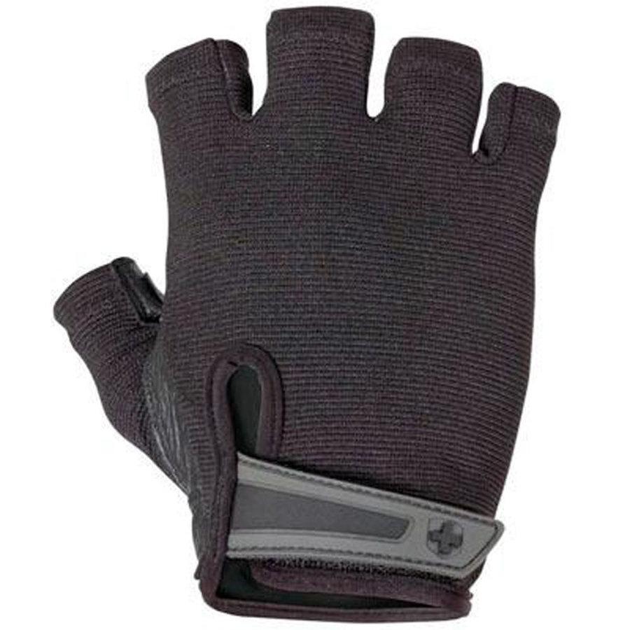 Černé fitness rukavice Harbinger
