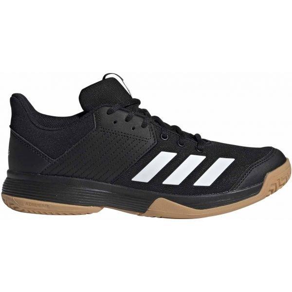 Černé pánské boty na volejbal Adidas