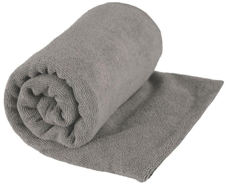 Ručník - Ručník Sea to Summit Tek Towel XS Barva: šedá