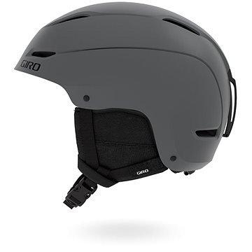 Šedá pánská lyžařská helma Giro