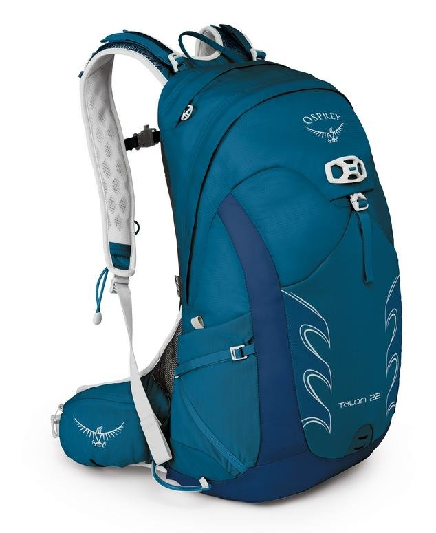 Modrý batoh Osprey - objem 22 l