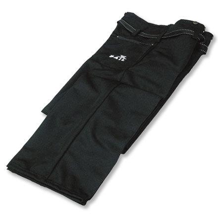 Černé hokejové kalhoty pro rozhodčího - senior Bail
