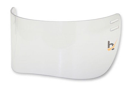 Plexi na hokejovou helmu - Plexi Hejduk MH 20 Barva: čirá