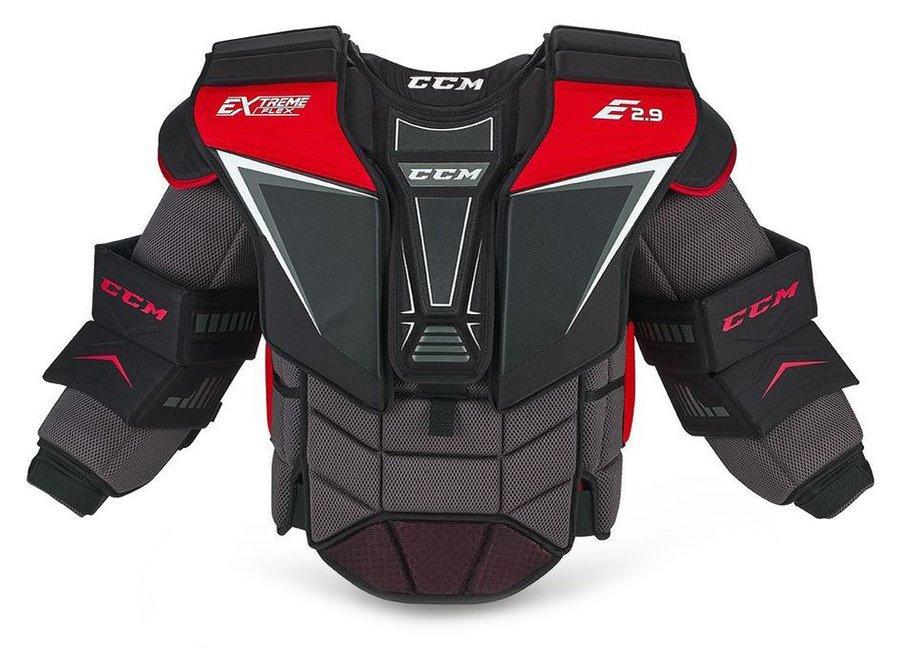 Brankářská hokejová vesta EXTREME FLEX SHIELD E2.9, CCM