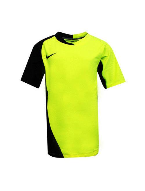 Černo-žlutý ragbyový dres Performance, Nike